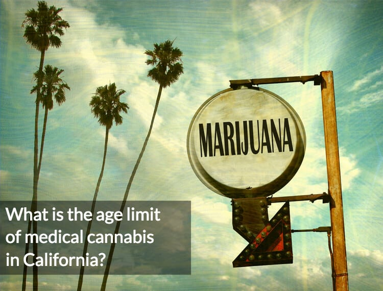 Age limit for dating in california
